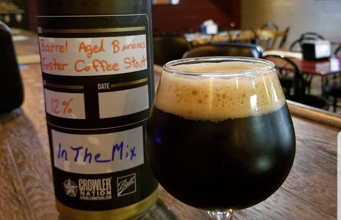 In the mix brewery