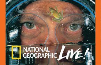 National Geographic's David Doubilet and Jennifer Hayes