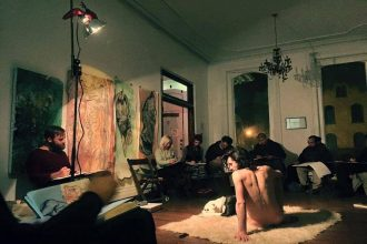 Figure Drawing hosted by Dreamland and Sugar City