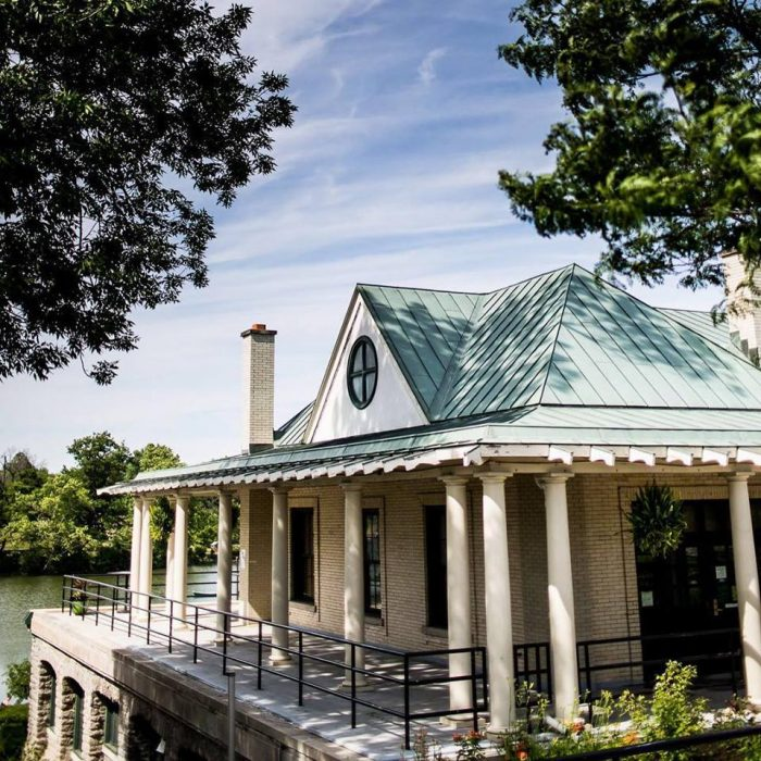 The Terrace at Delaware Park