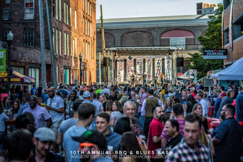 11th Annual BBQ and Blues Festival