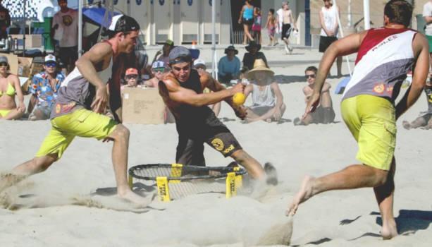 Summer Spikeball Leagues