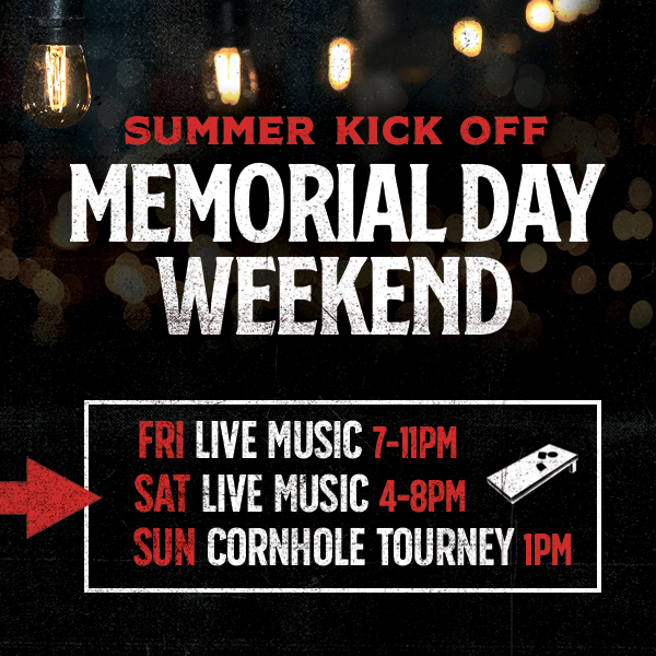 Memorial Day Weekend Summer Kick Off Party