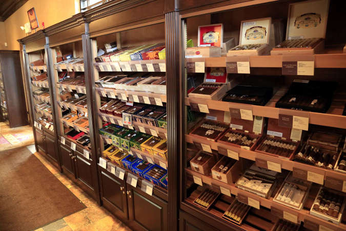 Buffalo Cigars- Amherst
