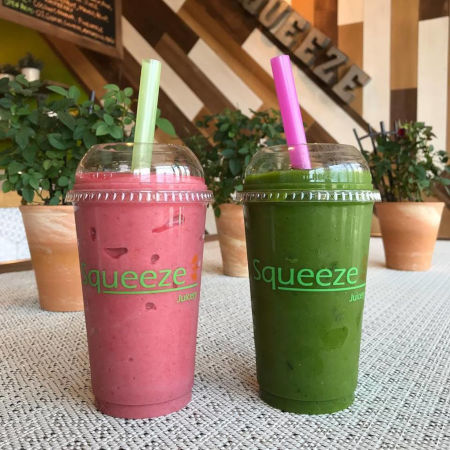 Squeeze Juicery - Williamsville