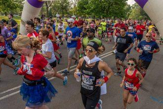 Superhero Walk & Run for Children's Mental Health