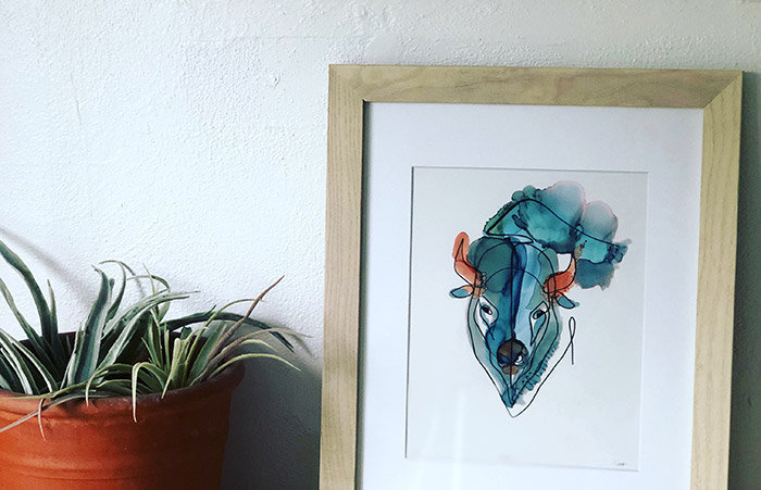 LaCott Fine Art at Spring Makers + Shakers