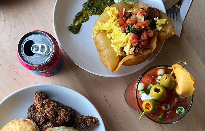 Alchemy Has Buffalo's Most Laid-Back Brunch Experience
