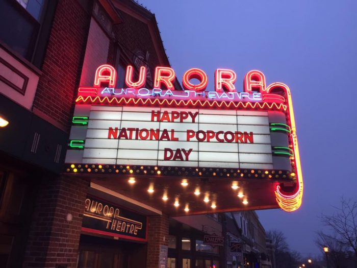The Aurora Theatre