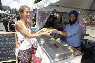 Taste of Diversity Festival Buffalo NY
