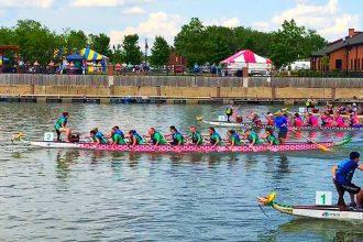 Hope Chest Buffalo Niagara Dragon Boat Festival