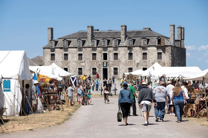 4 Can't-Miss Feature Events at Old Fort Niagara This Summer