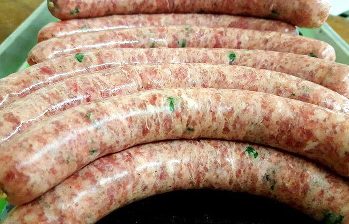 Spar's European Sausage
