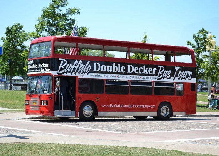 Buffalo Double Decker Bus Tour