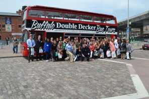 Buffalo Double Decker Bus Tour