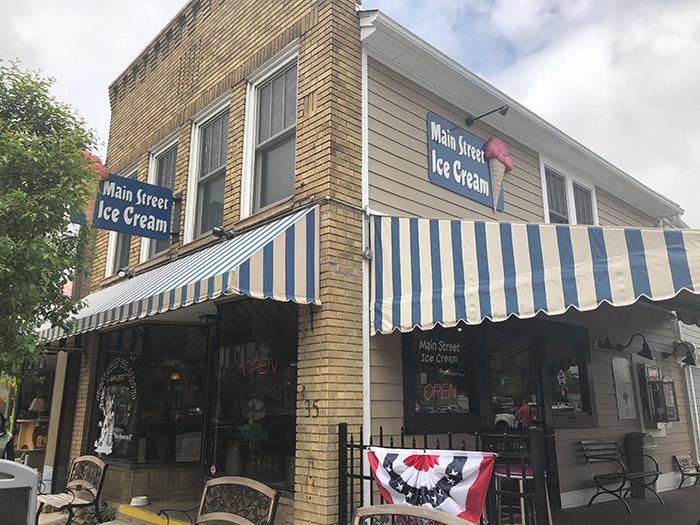 Main Street Ice Cream