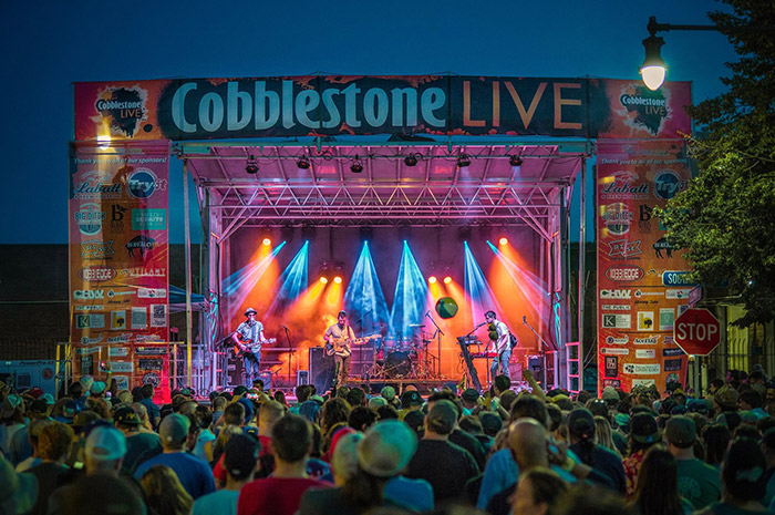 Back for Year #3: Cobblestone Live