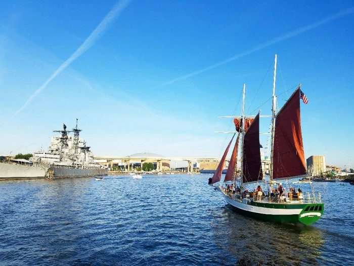 6 Ways to Sail on The Spirit of Buffalo This Summer