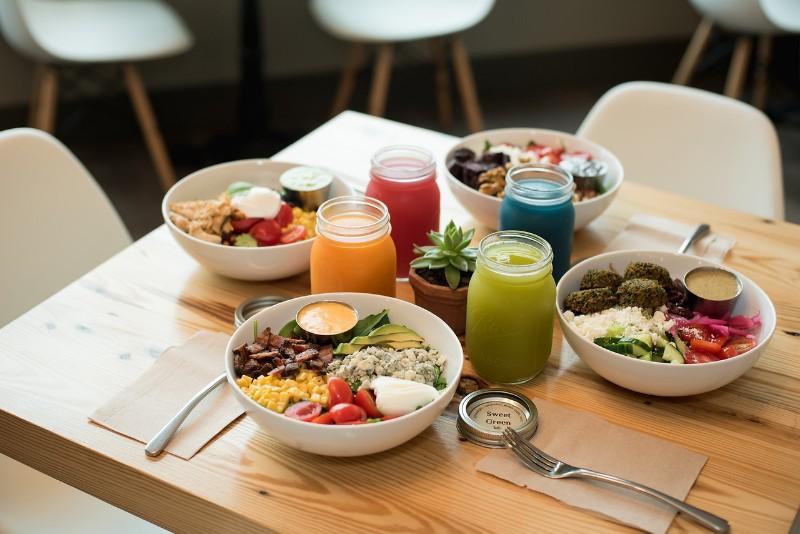The Prima Cafe Salad & Juice Bar