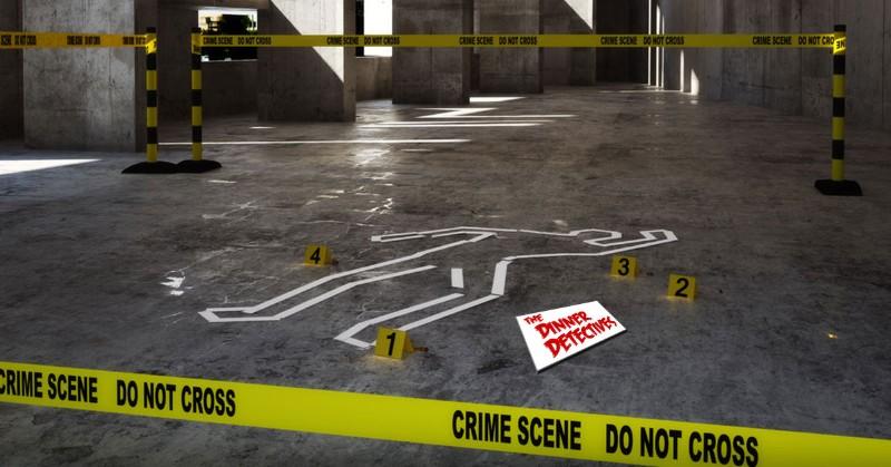 The Dinner Detective | Murder Mystery Show