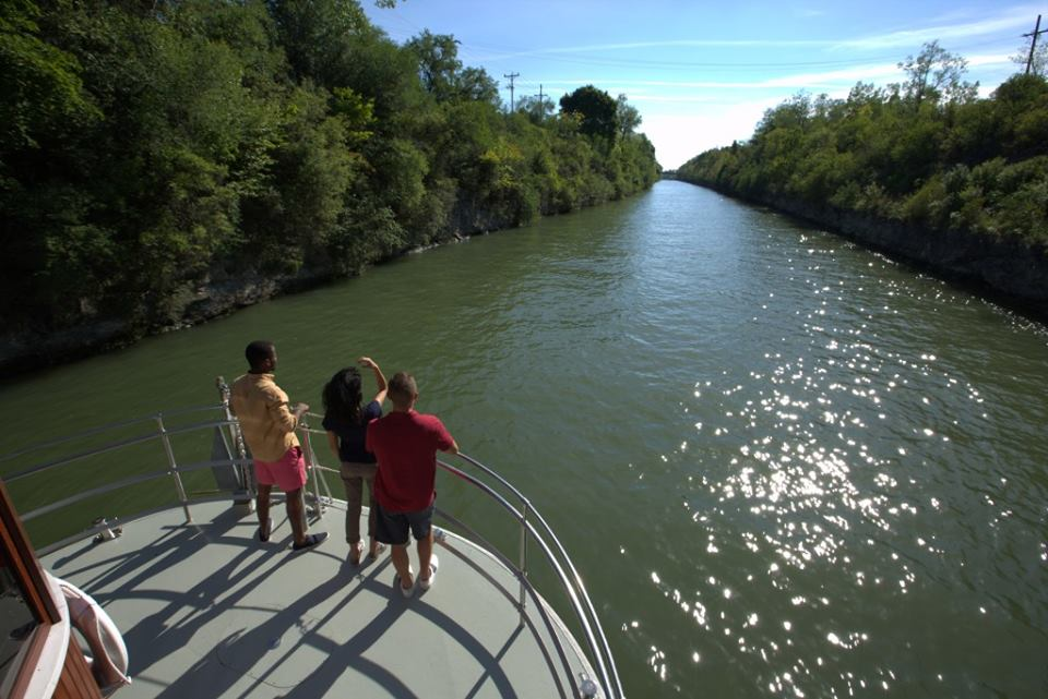 Summer Day Trip: How to Spend a Day in Lockport, New York