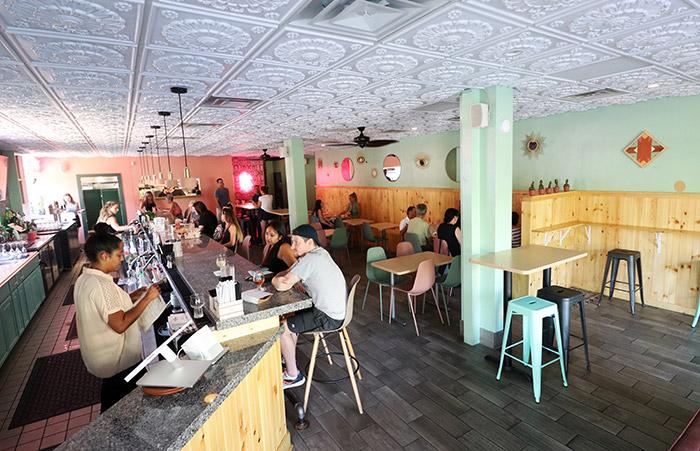 Breezy Burrito Bar Hits Elmwood with Cali-Tex-Mex & Brilliant Margaritas