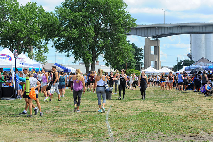Trust Us, Live Well Buffalo Festival is the Healthy Living Event of The Summer