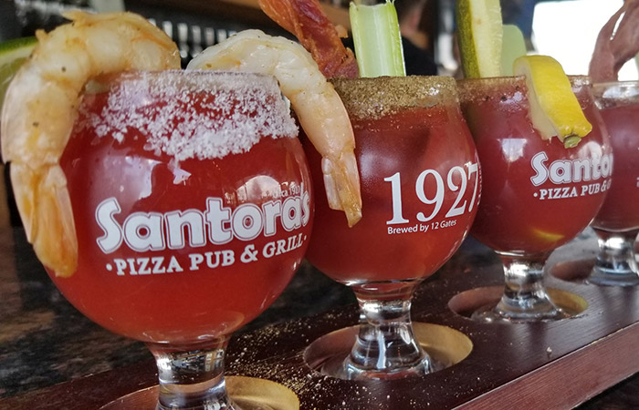 Here's Where You Can Get a Bloody Mary Flight in WNY