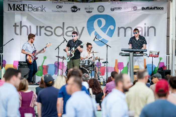 Guide to Free Concerts This Summer in WNY