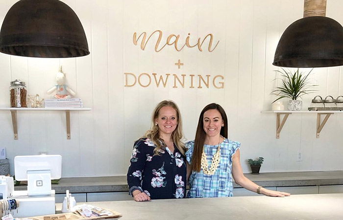 Main + Downing: Molly + Kate Just Opened a Store for Kiddos & You're Going to Love It