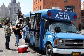 Casa Azul Taco & Churro Food Truck