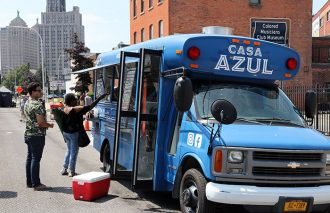 Casa Azul Taco & Churro Food Truck