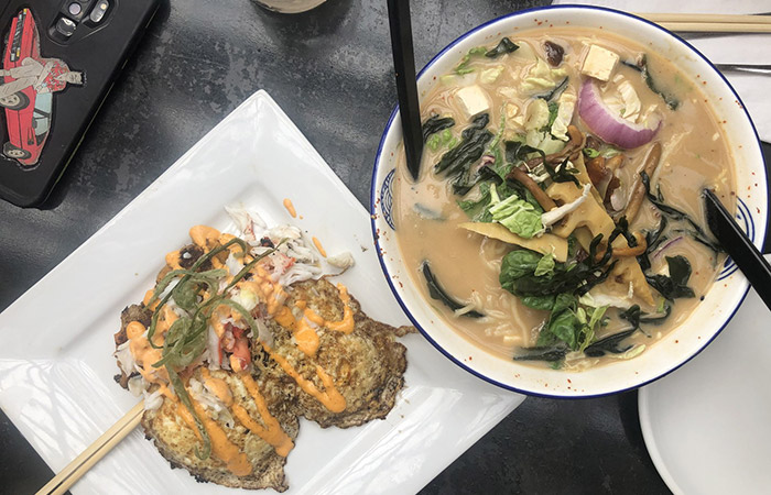 Misuta Chows' New Brunch Hits the Spot When You're Hungover And/Or Ready to Party