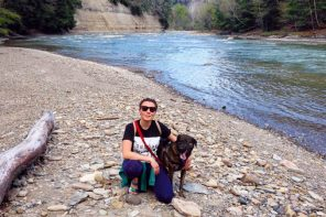 dog friendly hike zoar valley