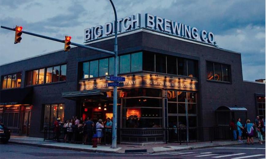 big ditch brewery