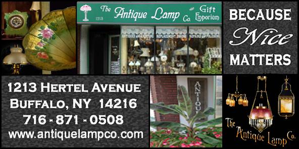 The Antique Lamp Co and Gift Emporium
