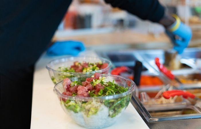 Fresh Catch Poke & The Galley Lounge at 500 Pearl