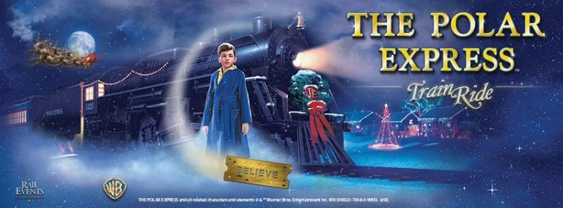 The Polar Express™ Train Ride