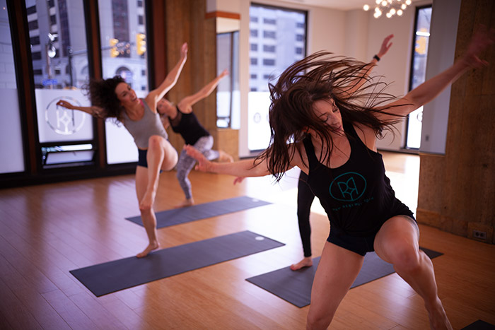 This Hidden Gem Yoga Studio is The Only Spot in Buffalo Offering Buti Yoga Daily