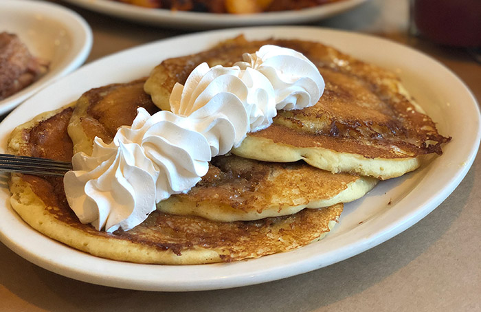 5 Absolutely Delicious Spots to Go for Pancakes in Buffalo & WNY