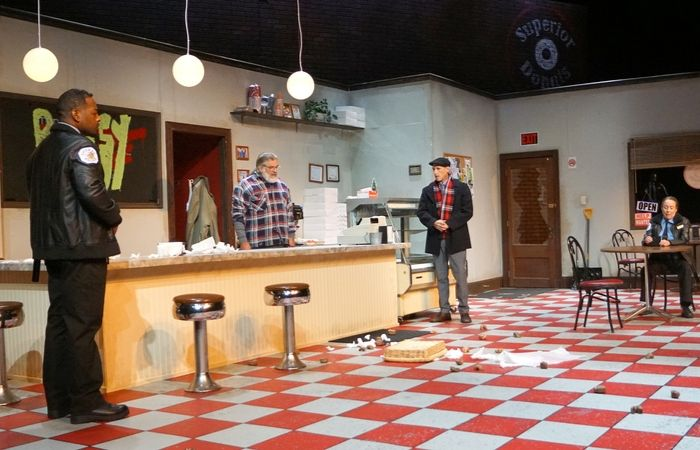 Upcoming Shea's 710 Theatre Show Involves Paula's Donuts & the Tale of a Small Business Owner