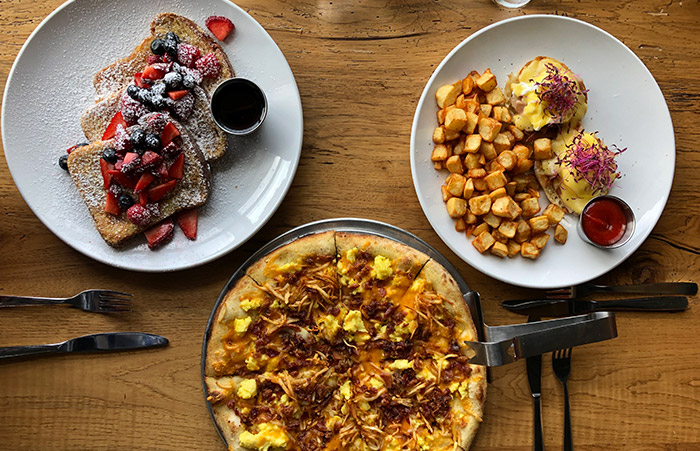 Neat Whiskey Bar & Restaurant Serves Up A Delicious Classic Brunch