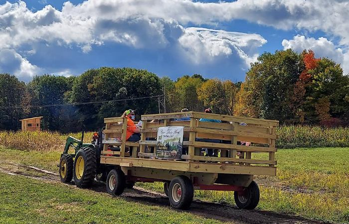 5 Haunted & Fall Hayrides to Enjoy in WNY 2020