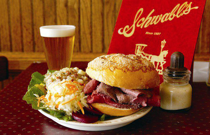 Beef on Weck Named Buffalo's Best Culinary Contribution