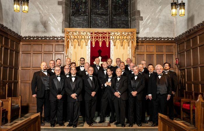 EVOLUTION: YOU ARE PEACE by Buffalo Gay Men's Chorus