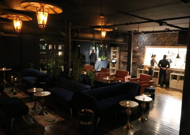 Waxlight Bar à Vin