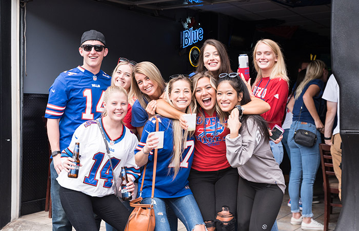 Bars Where You Can Watch The Bills Game On Thanksgiving 2019