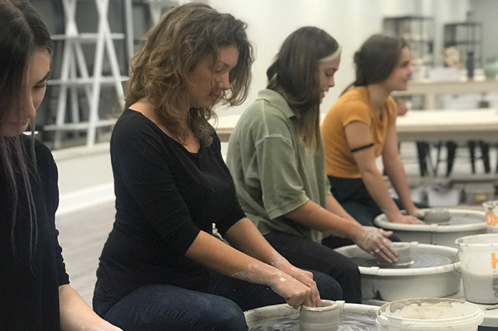 New: Terra Clay Studio Offers Pottery Classes for All Skill Levels in Kenmore