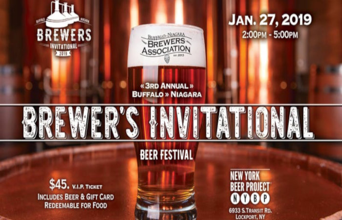 Beer Buzz: Brewer's Invitational