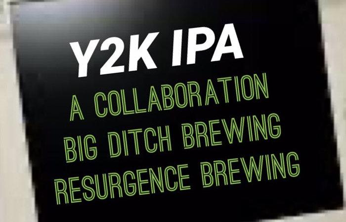 Buffalo Beer Buzz Big Ditch and Resurgence collab